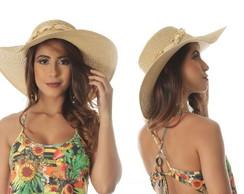 ... Kit 10 Chapéu Floppy Praia - Chapéu Feminino Luxo Verão 458e934416f