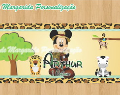 Kit Mickey Safari