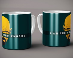Caneca Breaking Bad i am the one who knocks