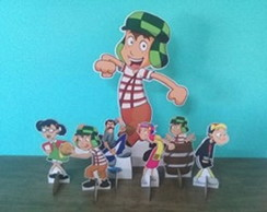KIT 07 - Display CHAVES