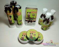 *** KIT PERSONALIZADO tema MICKEY SAFARI ***