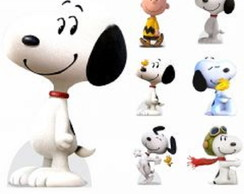 KIT 07 - Display Snoopy