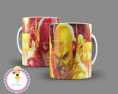 Caneca The Flash X Flash Reverso