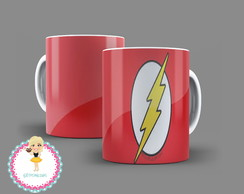 Caneca The Flash
