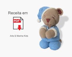 Maxi Amigurumi Teddy Brown - EuroRoma Spesso - Blog do Bazar Horizonte   194x244