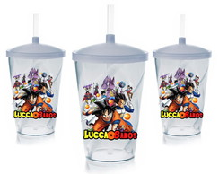 Copo Twister Dragon Ball Z 500ML