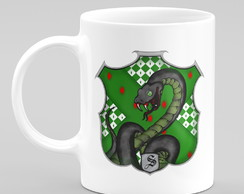 Caneca Harry Potter Sonserina