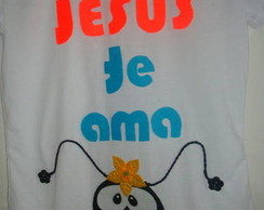 Camisa Customizada Gospel