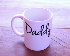 Caneca sublimada - Papai Daddy