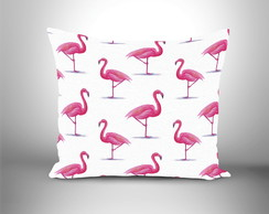 Almofada decorativa Flamingo
