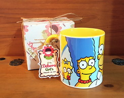 CANECA PERSONALIZADA - THE SIMPSONS