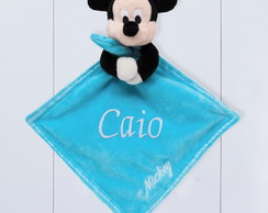 Naninha Personalizada do Mickey