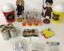 Kit Festa Infantil Harry Potter 20 Pessoas - 145 Pc