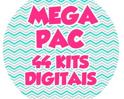 MEGA KIT DIGITAL SILHOUETTE