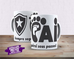 Camisa Personalizada Time Botafogo para Pai  3b933cdddd56c