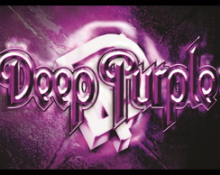 Quadro Decorativo Banda Deep Purple