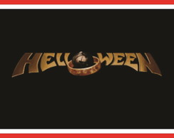 Quadro Decorativo Banda Helloween