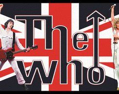 Quadro Decorativo Banda The Who