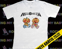 Camiseta Infantil Helloween First Time