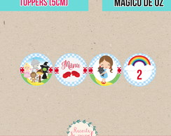 Toppers Mágico de Oz - DIGITAL