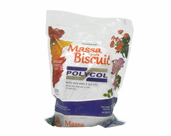 Massa De Biscuit Colorida Polycol 1 Kg-kit 6 kg candy colors
