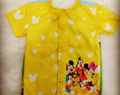 Blusa Turma do Mickey