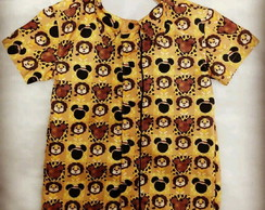 Blusa Mickey Safari