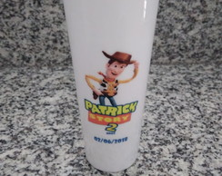 50 Copo Long Drink Branco - Toy Story