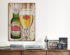 Quadro Decorativo GRANDE Stella Glass