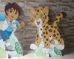 DISPLAY GO GO DIEGO