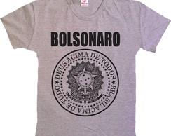 29f582ef6a ... Camisa Bolsonaro - Brasil acima de tudo Deus acima de Todos