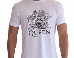 Camiseta Banda de Rock Queen