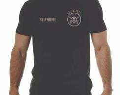 6e7ca327e2 ... Camiseta Personalizada Bope Seu Nome - Mega Promoção!