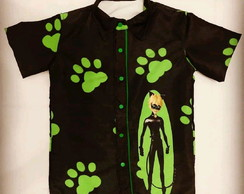 Blusa Miraculous Cat Noir