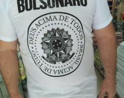 61d0762611 ... Camiseta Bolsonaro Deus acima de todos Brasil acima de tudo