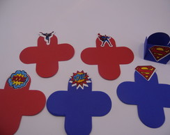 Forminhas Super Man