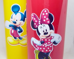 Copo Minnie e Mickey