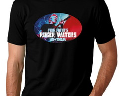 Camiseta Preta Roger Waters Rock Pink Floyd Us Them Trdc