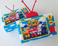 Caixa TV Super Wings