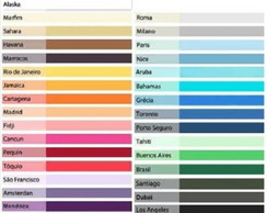 Papel color plus 180g - Dubai