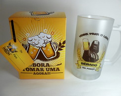 Caneca de Chopp Star Wars Darth Vader