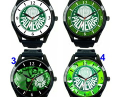 f3da175144787 ... 1 Relógio pulso personalizado esportivo Palmeíras barato