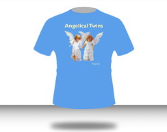 Angelus T-shirt Angelical Twins