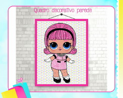 Quadro decorativo Lol Surprise