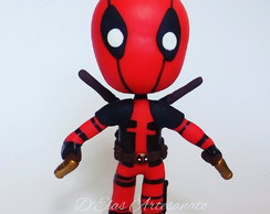 TOY COLECIONÁVEL DEADPOOL