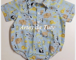Camisa Body Safari