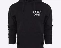 ... Blusa De Frio Moletom Audi - Promoção! da6cd08566c8e