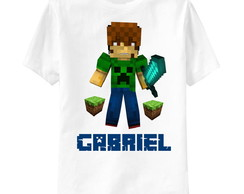 Camiseta minicraft