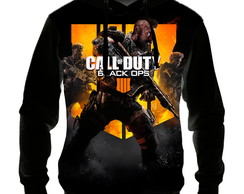 Blusa Moletom - Game Call of Duty Black Ops 4