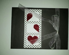 SCRAPBOOK - Mini Album Sanfona Scrapbook - Pronta entrega